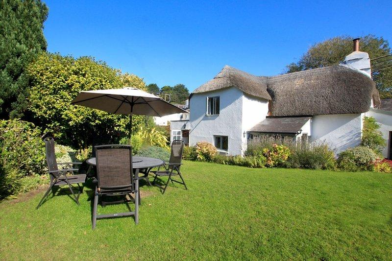 Perrymans Cottage | 4 Bedrooms | Sleeps 9, location de vacances à Croyde