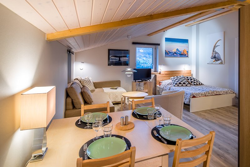 Olesen guest house, holiday rental in La Cote-d'Arbroz