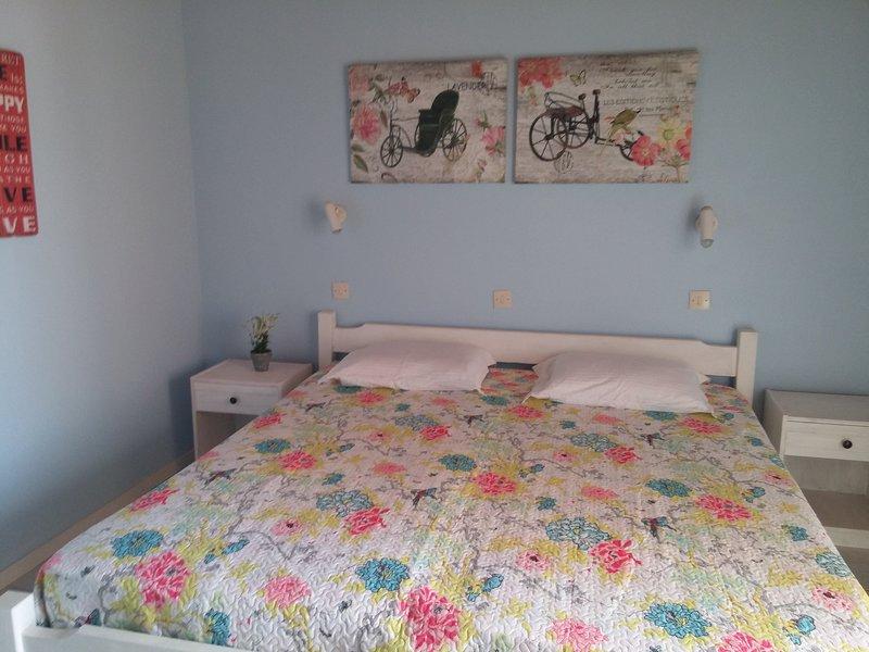 ALMIROS FAMILY STUDIO,No5, vacation rental in Astrakeri