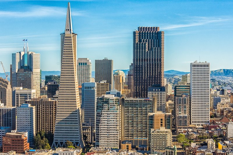 2 BEDROOMS WITH CONTEMPORARY DECORE IN FINANCIAL DISTRICT, holiday rental in San Francisco
