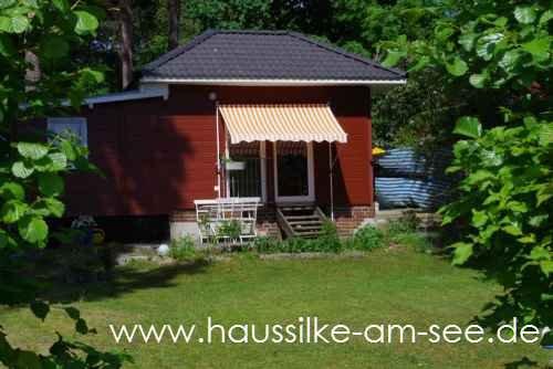 House Silke at the lake