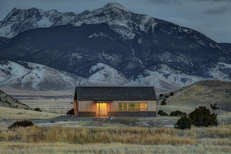 Sophia's House at Erik's Ranch, vacation rental in Livingston