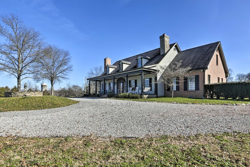Country charm and upscale amenities await at 'The Bovill!'
