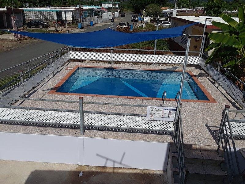 1 Bedroom Beach Apartment in Naguabo, Puerto Rico, alquiler de vacaciones en Naguabo