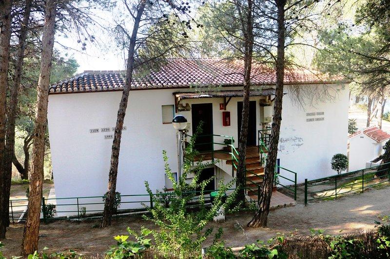 Apartamento rural con vistas al Lago, holiday rental in Ardales