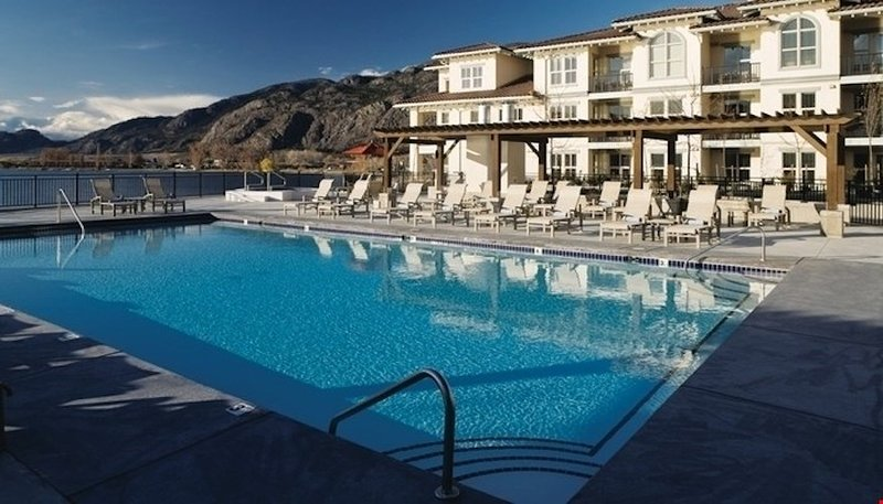 Você vai adorar a piscina exterior aquecida.