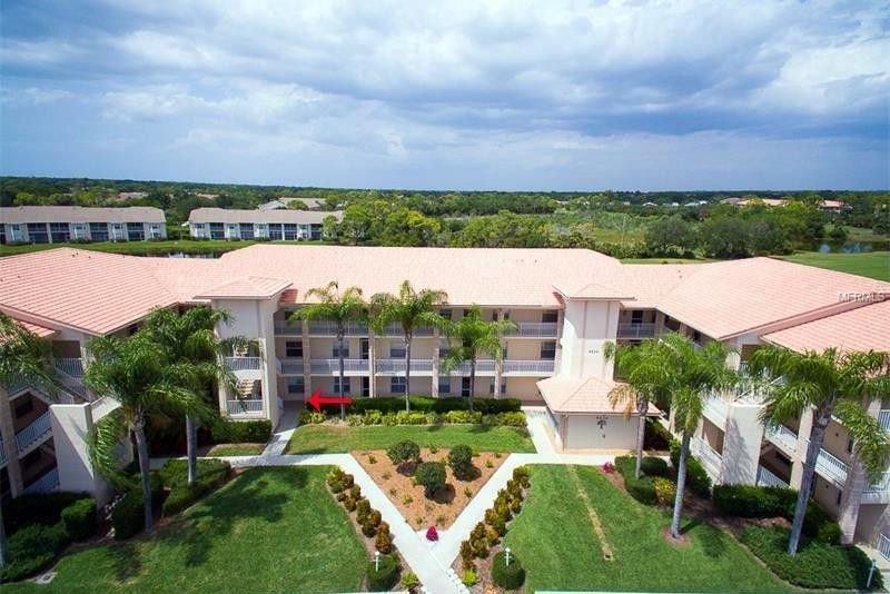 2 BR / 2 BA Condo in Stoneybrook Golf & County Club - Sarasota & Siesta Key, location de vacances à Osprey
