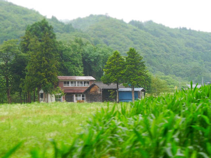 BAKKE◆Traditional Japanese house deep in the countryside◆Shuttle service, vacation rental in Tohoku