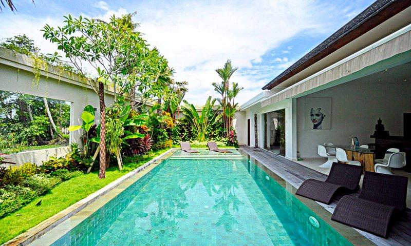 Villa C'est La Vie Bali, vakantiewoning in Kerobokan Kelod