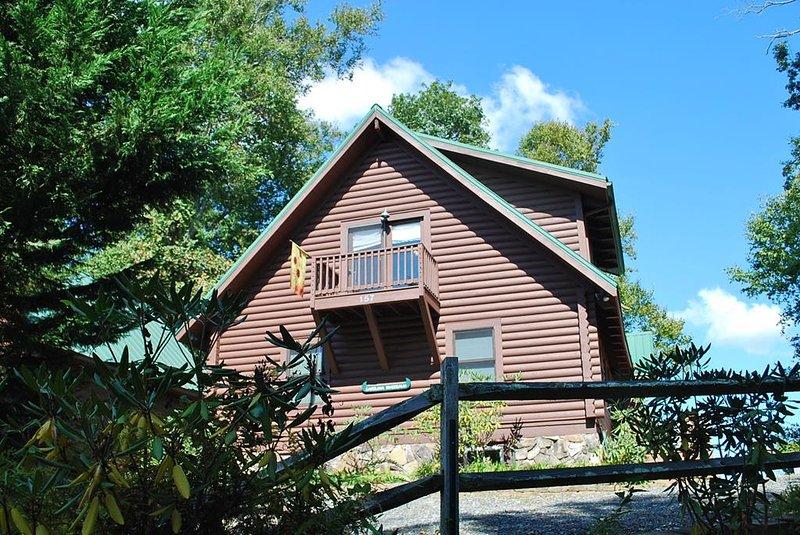 Private Cabin w/Views & River Access
