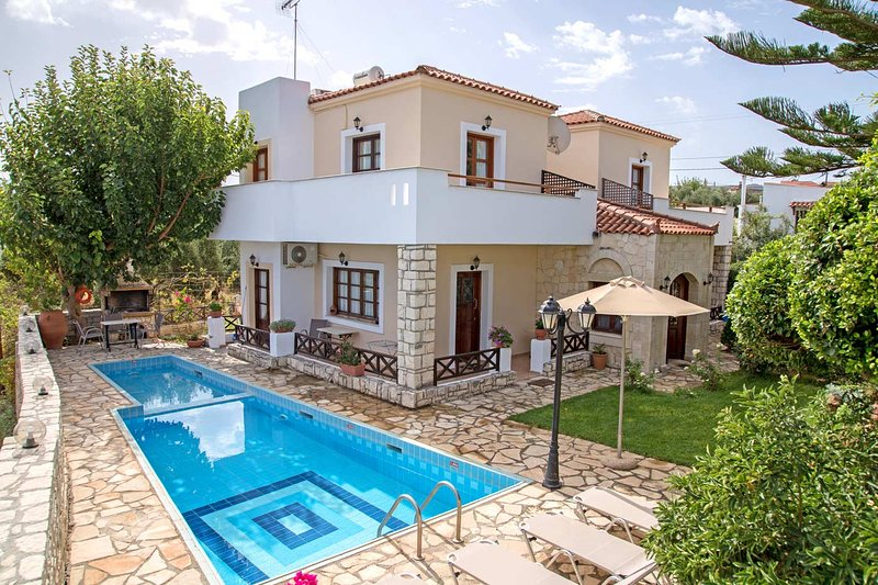 Villa Marilia, holiday rental in Sfakaki