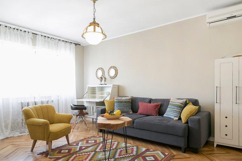 Belgrade Center Apartment III, casa vacanza a Savski Venac