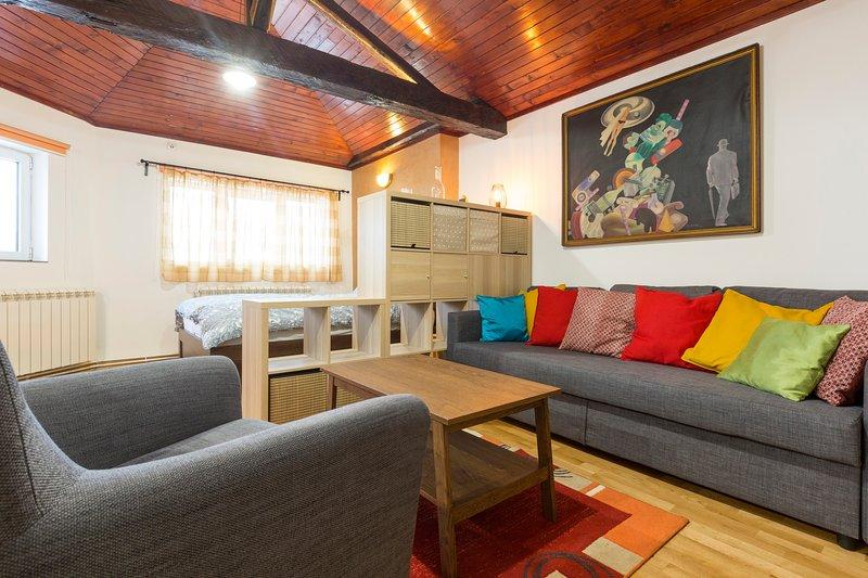 Belgrade Center Apartment V, casa vacanza a Savski Venac