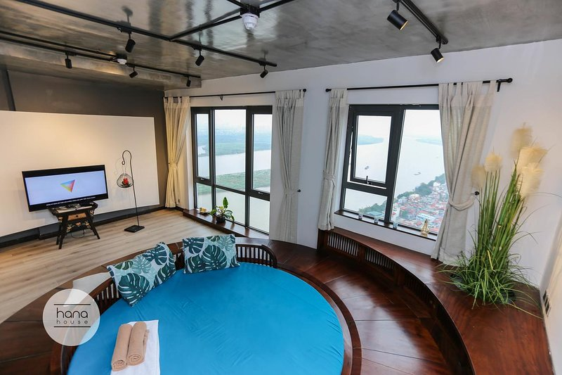 MIPEC RIVERSIDE LONG BIEN APARTMENT, vakantiewoning in Bac Ninh