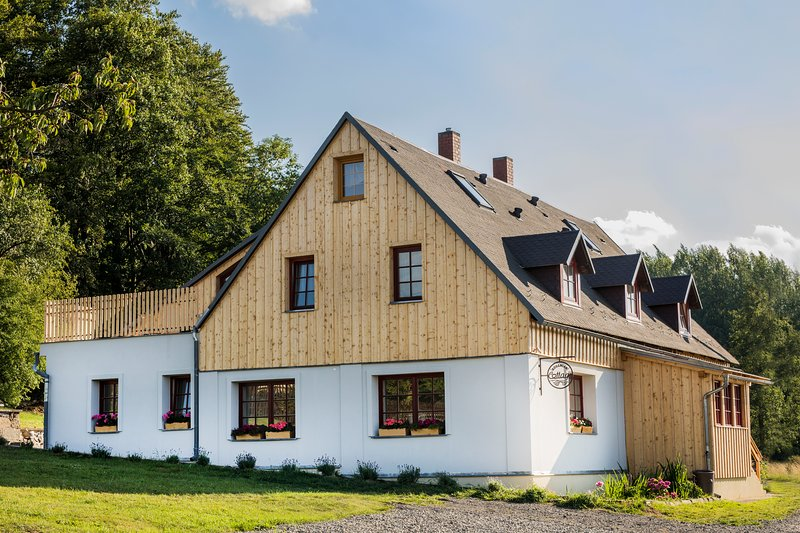 Luxury apartment - Bohemian COTTAGE, vacation rental in Herrnhut