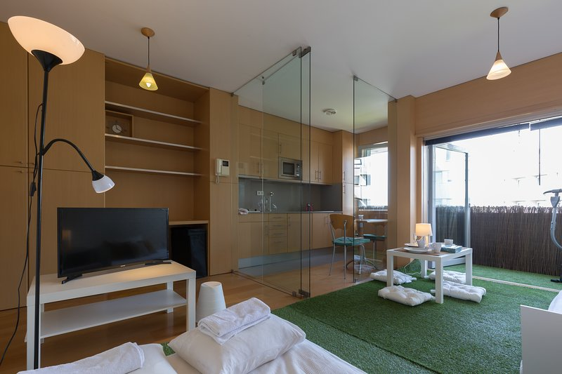 DELUXE STUDIO in a GREAT AREA by DOURO RIVER, holiday rental in Madalena