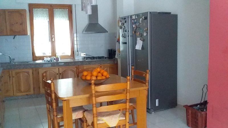 Vale appartamento, holiday rental in Jerzu