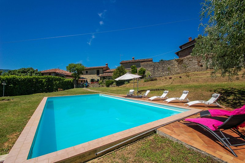 Tripadvisor 2 houses each with own pool 60kms northern - Hotels in lucca italy with swimming pool ...