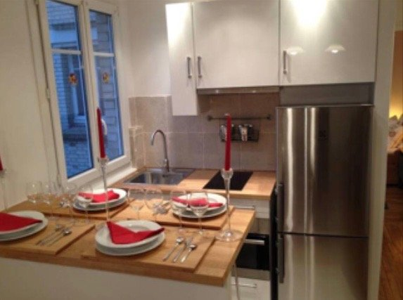 Appartement porte de St-Cloud, holiday rental in Boulogne-Billancourt