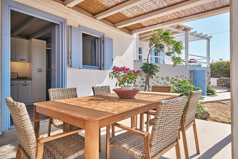 My Chorio Mykonos Country Summer House, vacation rental in Platys Gialos