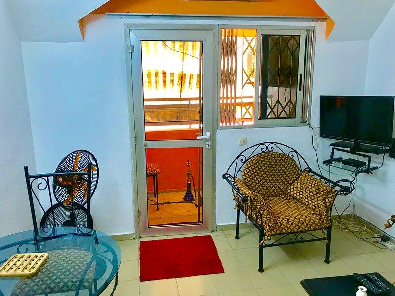 Résidence sehoua double terrasse et parking, holiday rental in Yopougon
