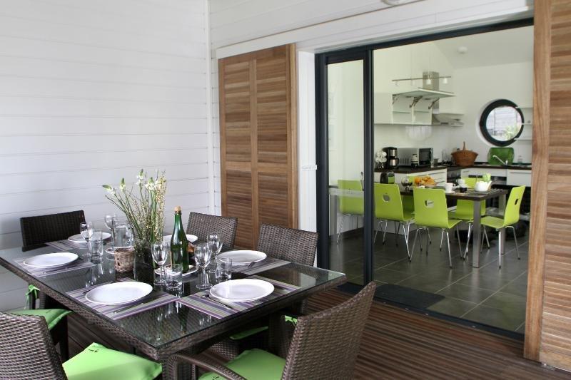 L'air du large, villa de charme en bord de mer !, holiday rental in Ploumoguer