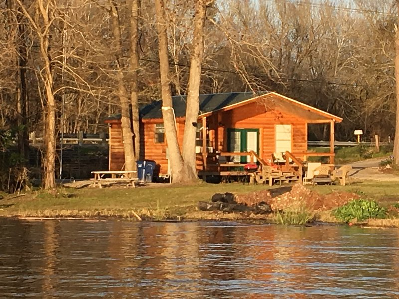 tripadvisor fabulous waterfront cabin 5 on lake livingston texas rh tripadvisor com