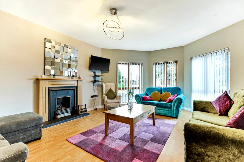 8 The Abbey, vacation rental in Armoy