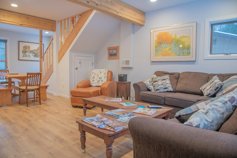 The Cabin at Plum Bottom - Newly Constructed 2015, holiday rental in Egg Harbor