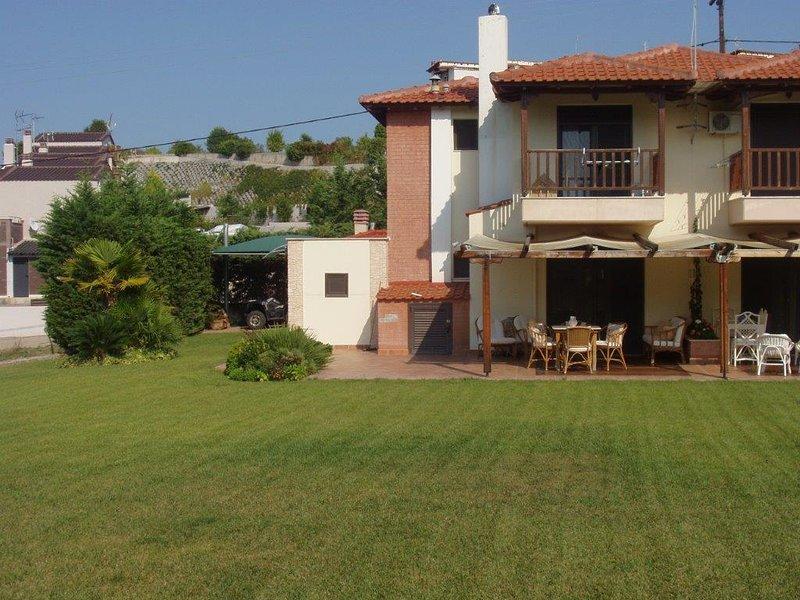 OSTRIA, holiday rental in Fourka