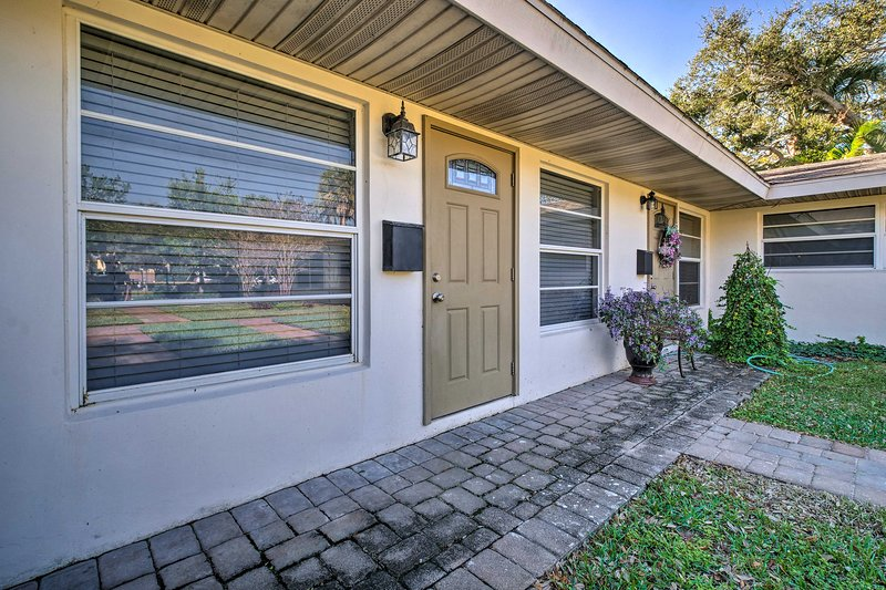 Enjoy a sunny stay at this Vero Beach home!