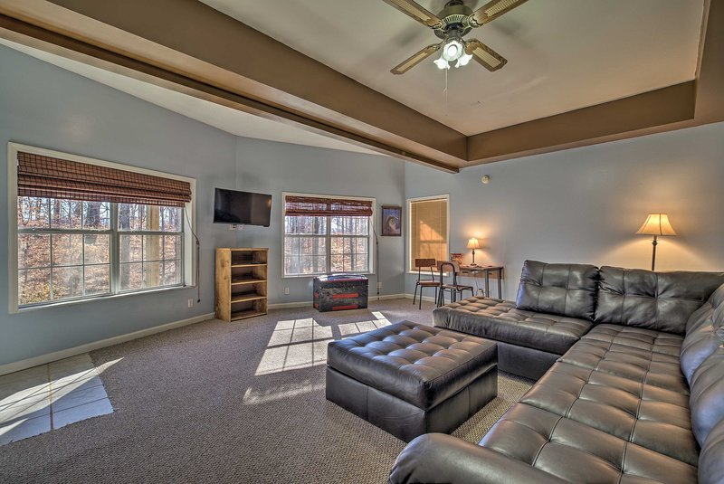 Apartment - 18 Mi to Downtown Knoxville & Smokies!, holiday rental in Seymour