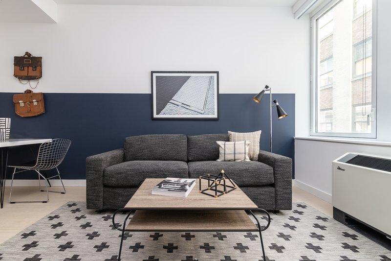 Queen-size sleeper sofa