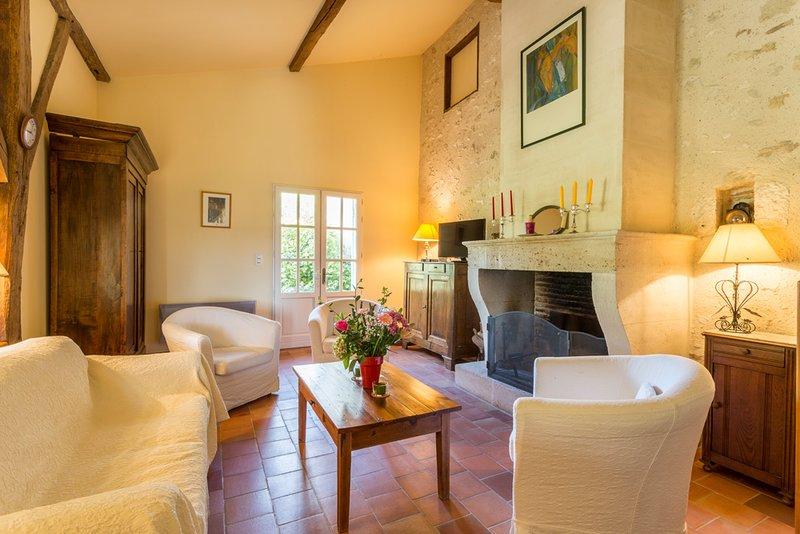 Saint-Antoine-de-Breuilh Villa Sleeps 6 with Pool - 5049673, aluguéis de temporada em Montazeau