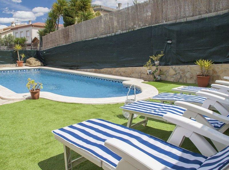 Ciao La Holiday- Villa, alquiler de vacaciones en El Vendrell