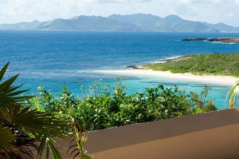 Zenaida Estate | Beach View - Located in Wonderful Sandy Hill with Private Pool, vacation rental in Little Harbour