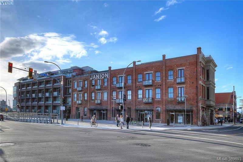 Janion Building Street View