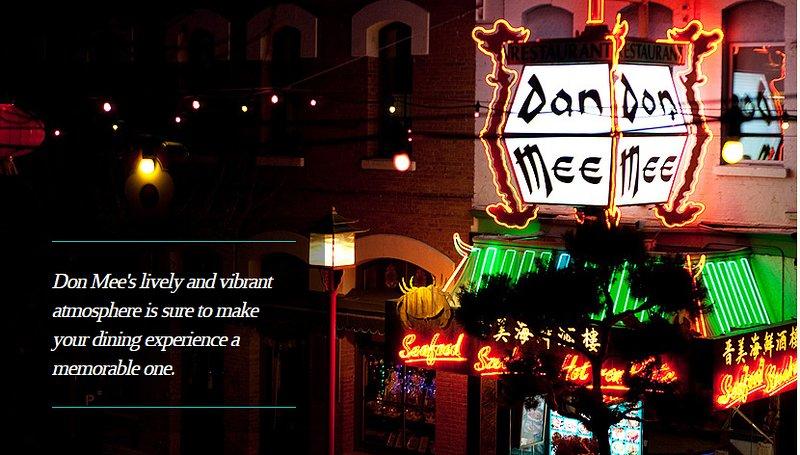 Restaurante Don Mee en Chinatown. Deliciosa comida china