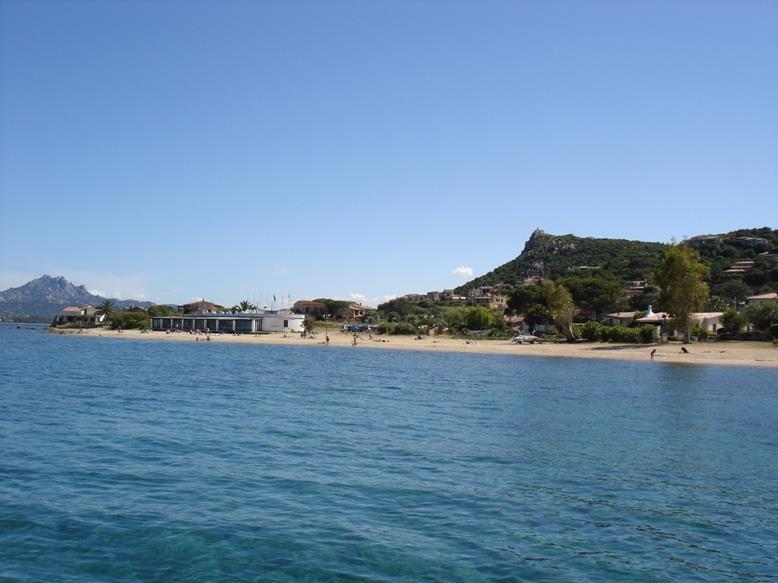 Second beach of Cannigoine in La Conia.