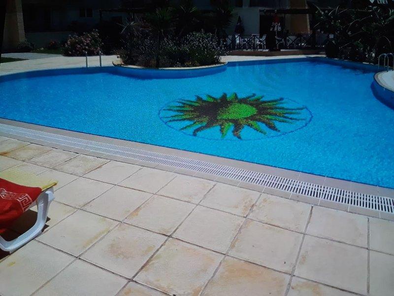Hera B6 Sunrise Beach Club Iskele Boghaz, alquiler vacacional en Davlos