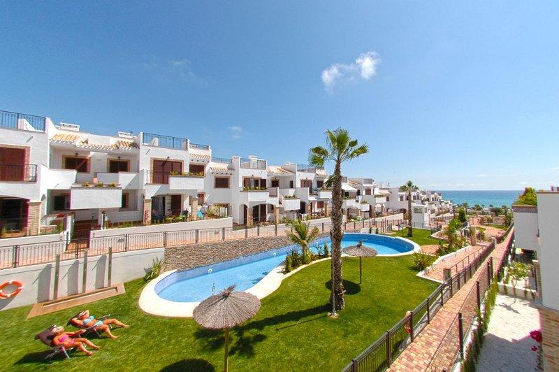 Apartamento Azul Beach La Mata con Wifi, alquiler vacacional en La Mata