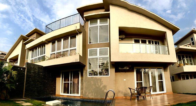 Tip'Sea Villa by Utopian Villas in Anjuna w/ Private Pool