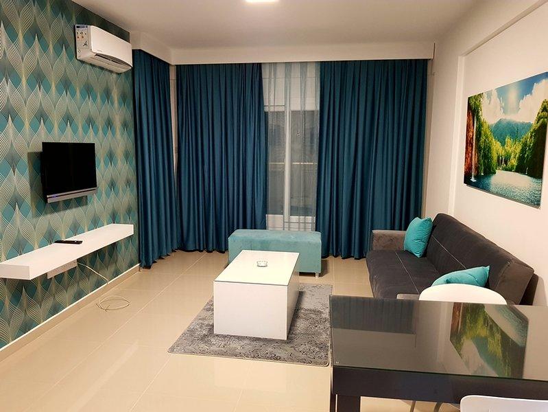 Şadan Premium Apartments - Unit 12, location de vacances à Famagouste