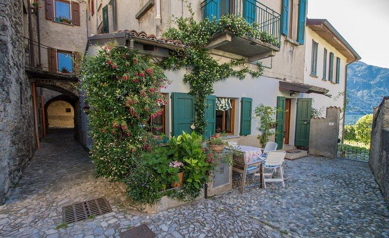 La casa di Giulino TREMEZZINA Lago di Como, vacation rental in Tremezzina