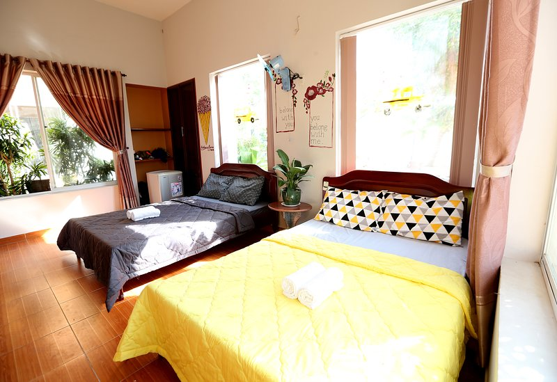 The Happy Ride 2 homestay - Love Room, holiday rental in Phu Thuy