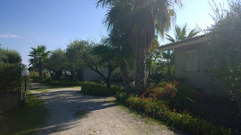 La scogliera del capo  case vacanza, vacation rental in Donna Ca