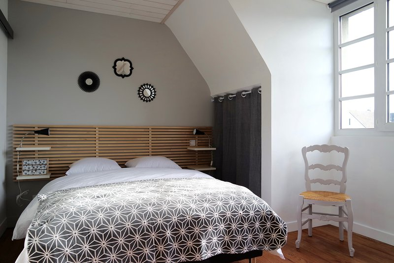 Appartement Cosy bord de mer, vacation rental in Commes