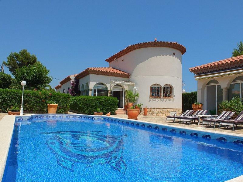Villa Leonore, holiday rental in Terres de l'Ebre