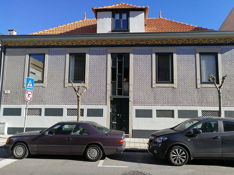 Alojamento Maritimo II (room/quarto 3), location de vacances à Cortegaca