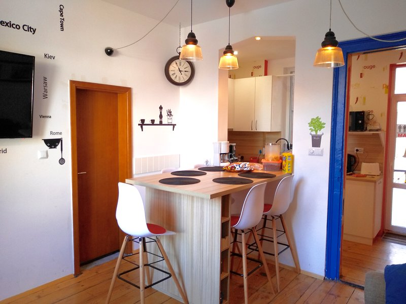Group Family Top Center Lux Apart, vacation rental in Sofia
